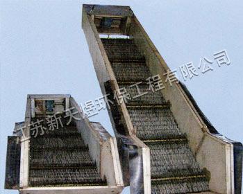 JGS型阶梯式格栅除污机