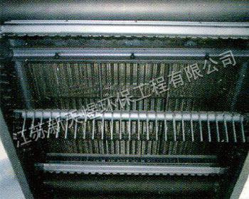 CGS型粗细格栅一体机