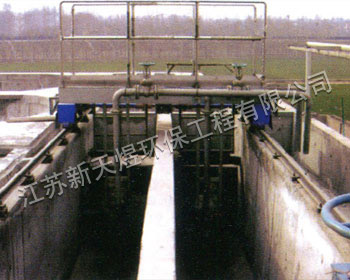 QX型桥式吸泥机