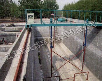HBX行车式泵吸泥机