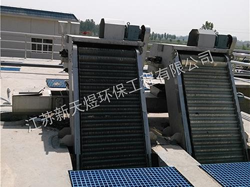 机械格栅厂家案例(1)